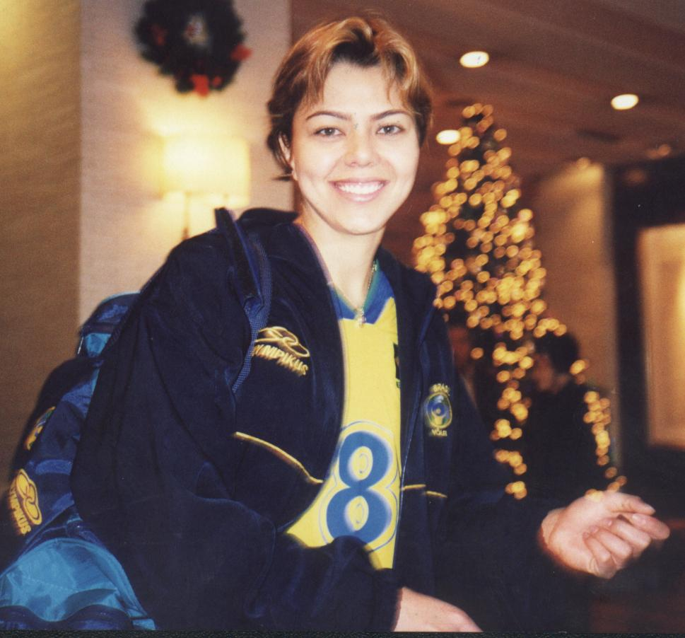 Leila Barros World Cup '99 in Japan
